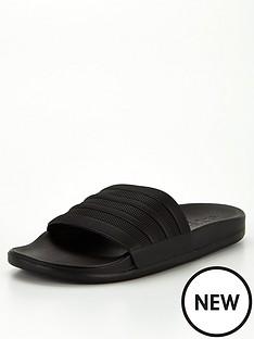 adidas-adilette-comfort-slide-black