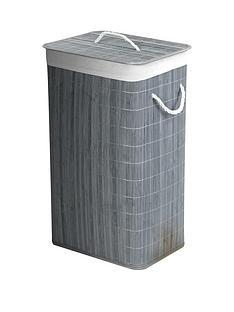 bamboo-grey-laundry-basket