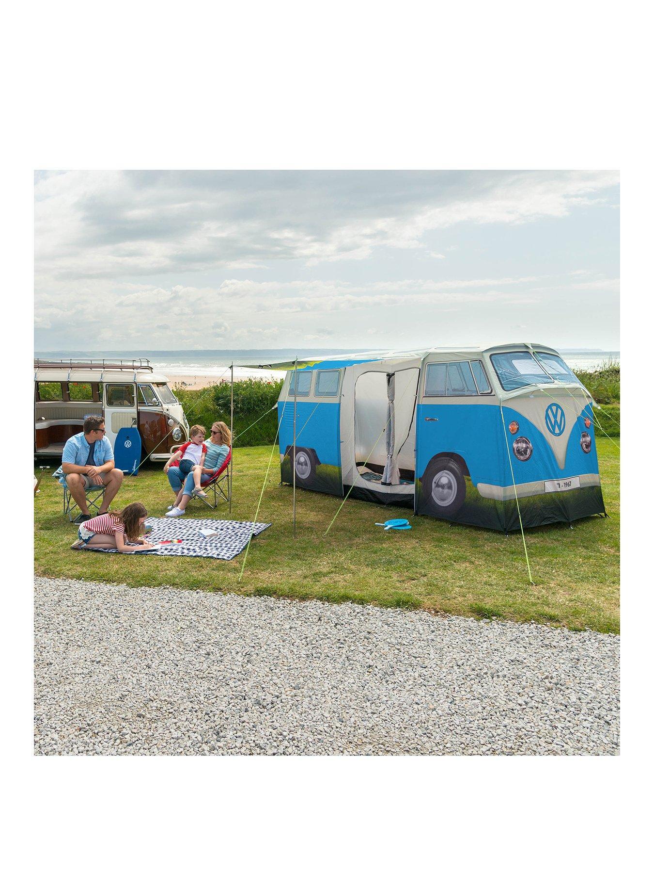 Child's Personalised Campervan Tent