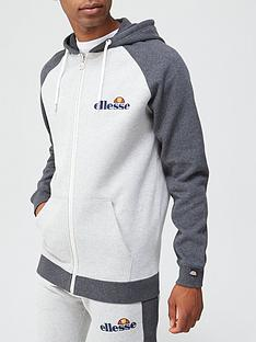 ellesse-wilder-full-zip-hoodie-grey-marl