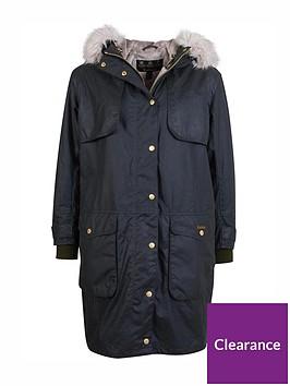 barbour-whitebeam-wax-jacket-sage