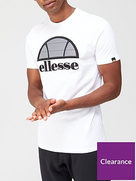 ellesse-quil-tee-white