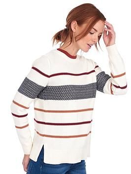 barbour-paddle-knitted-jumper-cream