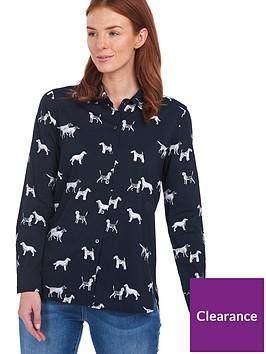barbour-safari-printed-shirt-navy