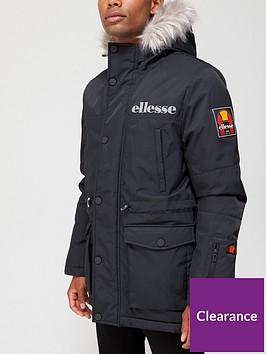 ellesse-mazzo-parka-jacket-black