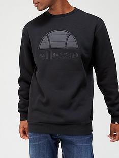 ellesse-manto-sweatshirt-black
