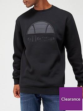 ellesse-manto-sweatshirt-black