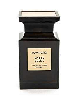 Tom Ford Tom Ford Tom Ford White Suede Femme 100Ml Eau De Parfum Picture
