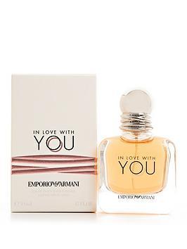 Armani    In Love With You 50Ml Eau De Parfum