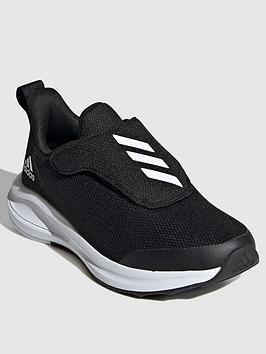 adidas-fortarun-ac-childrens-trainers-blackwhite