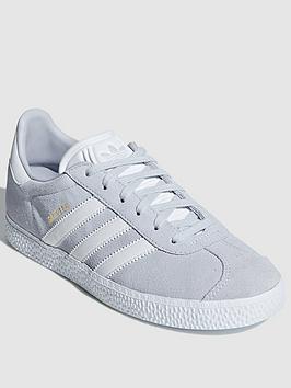 adidas-originals-gazelle-junior-trainers-blue