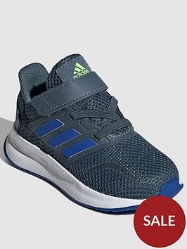 adidas-runfalcon-infant-trainers-greyblue