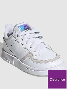 adidas-originals-supercourt-infant-trainers-white