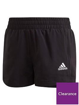 adidas-girls-ar-wovennbspshort-black