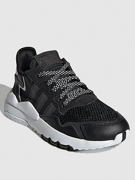 adidas-originals-nite-jogger-childrens-trainers-blackwhite
