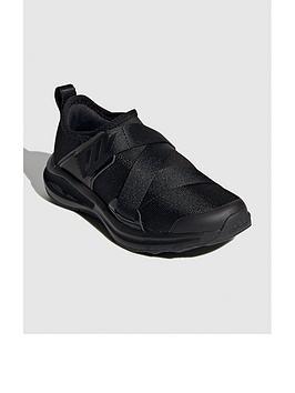 adidas-fortarun-x-kids-trainers-black