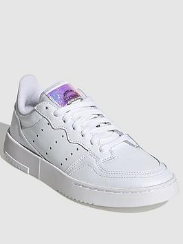 adidas-originals-supercourt-junior-trainers-white
