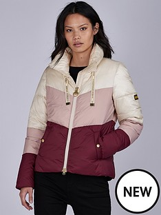 barbour-international-kendrew-quilt-jacket-pink