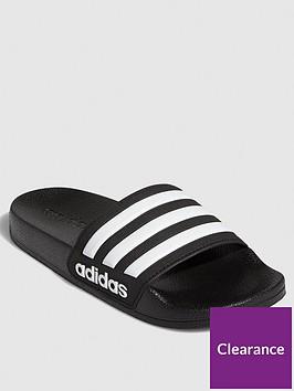 adidas-adilette-shower-slides-blackwhite