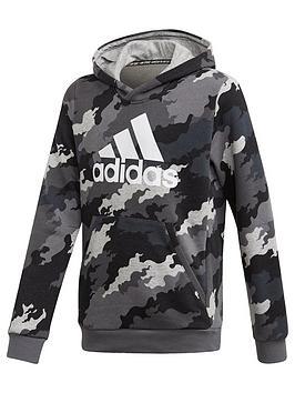 adidas-boys-badge-of-sport-hoodie-grey-heather