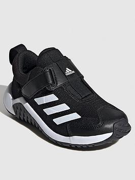 adidas-childrensnbsp4uture-sport-running-trainers-blackwhite