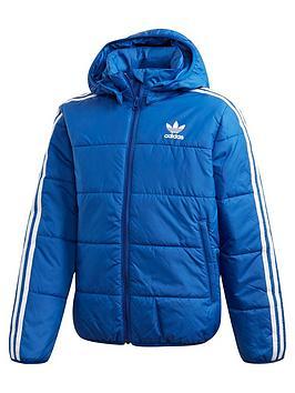 adidas-originals-childrensnbsppadded-jacket-blue