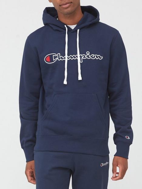 champion-overhead-hoodie-navy