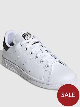 adidas-originals-stan-smith-junior-trainers-whiteblack