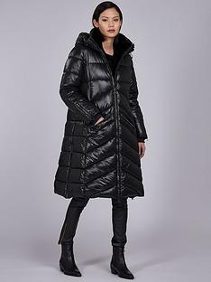 barbour-international-offside-quilted-longline-coat-black