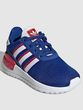 adidas-originals-la-trainer-lite-infant-trainers-blue