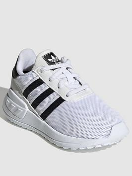 adidas-originals-la-trainer-lite-infant-trainers-whiteblack