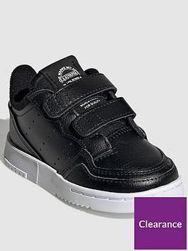 adidas-originals-supercourt-infant-trainer-black