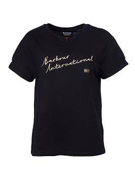 barbour-international-cadwell-tee-black