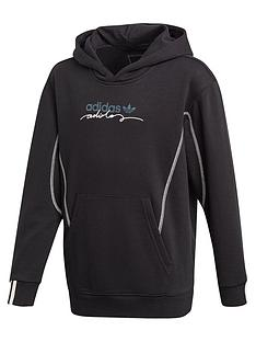 adidas-originals-childrensnbsphoodie-black