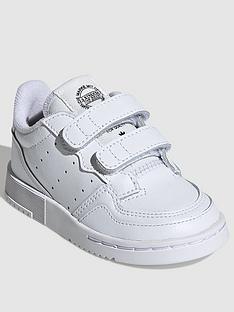 adidas-originals-supercourt-tab-fasteningnbspinfant-trainers-white