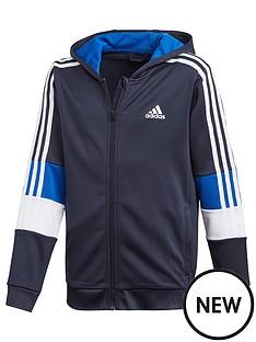 adidas-boys-aeroreadynbsp3-stripes-full-zip-hoodie-navy