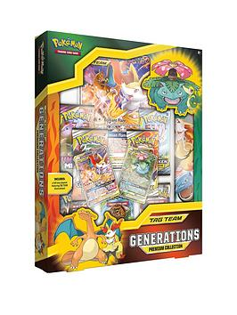 Pokemon Pokemon Pokemon Tcg: Tag Team Generations Premium Collection Picture