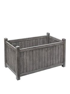 rowlinson-alderley-grey-rectangular-planter