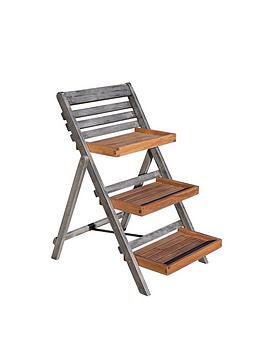 Rowlinson Rowlinson Alderley Plant Ladder - Small Picture