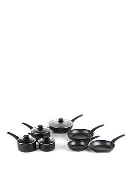 Salter Salter Marble Gold Collection 7-Piece Pan Set Picture