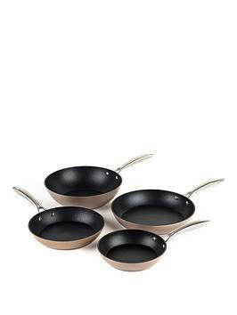 Salter Salter Forged Aluminium Metallic Non-Stick Frying Pan And Stir Fry  ... Picture