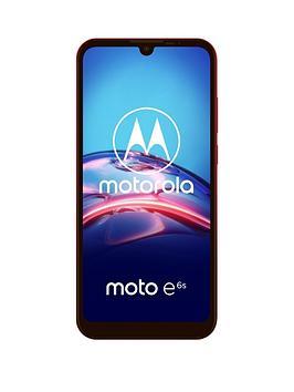 Motorola Motorola E6S - Red Picture