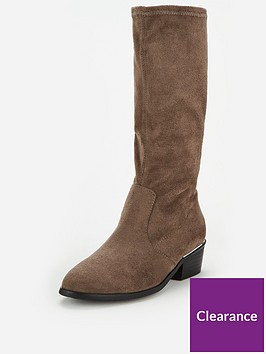 v-by-very-girls-knee-high-boot-grey