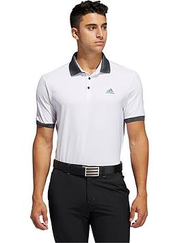 adidas-golf-ultimate-pop-print-polo-top-whitegrey