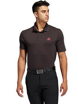 adidas-golf-ultimate-space-dye-polo-blackpink