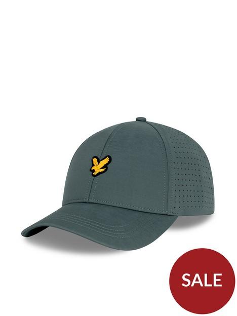 lyle-scott-golf-cap-grey