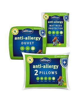 Silentnight Silentnight Anti-Allergy Single Bedding Bundle Picture