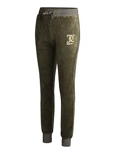 juicy-couture-girls-velour-jogger-khaki