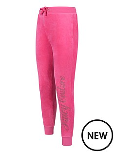 juicy-couture-girls-luxe-velour-diamante-jogger-pink