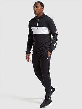 reebok-essentials-linear-logo-tracksuit-black